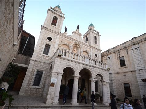 Wedding At Cana Of Galilee by Cana Of Galilee Joe Walsh Tours