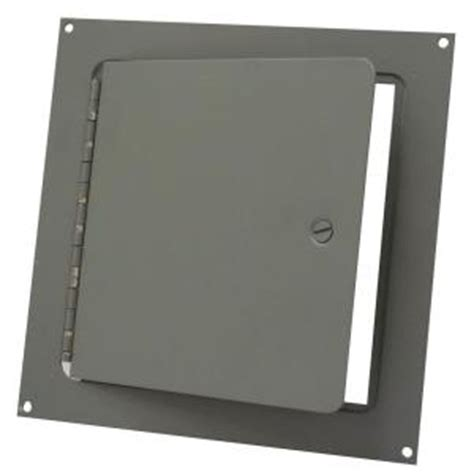 elmdor 14 in x 14 in metal wall or ceiling access door