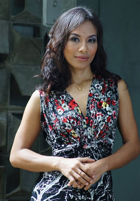 Saman Ayu Utami writer activist ayu utami i indonesia with in my latitudes