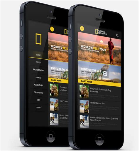 best design apps use of flat design in mobile app interfaces best exles