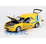 Holden VY SS Custom Sandman Panelvan In Devil Yellow With