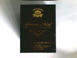 Gentong Sachet agen gentong semarang toko herbal semarang