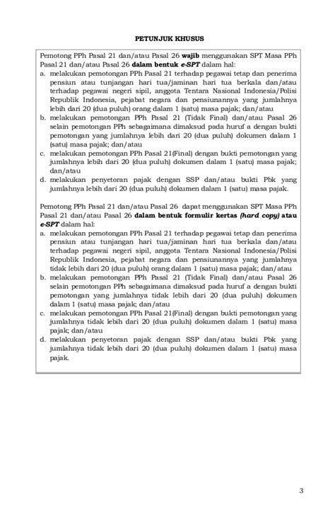 tutorial espt pph 23 spt pph pasal 23