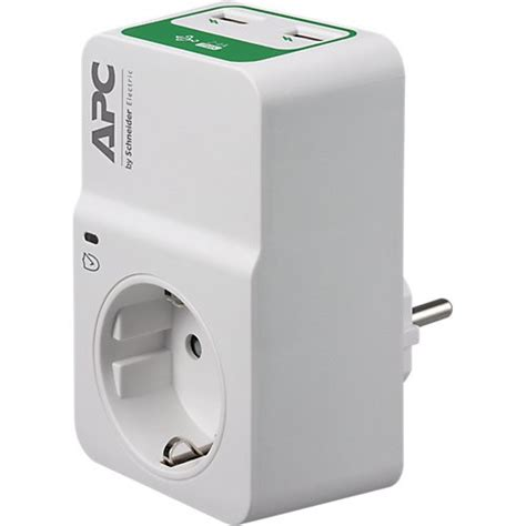 Apc Essential Surgearrest 230v With 2 Usb Charger Port 5v 2 4a sotel de hama apc essential surgearrest 1 outlet 230v 2 port usb charger pm1wu2 gr