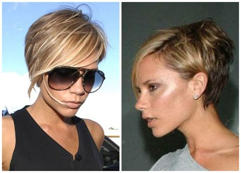 victoria beckham short hairstyles back and front victoria beckham short hair gallery victoria beckham