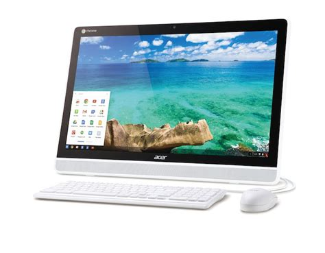Acer Chromebase Est Un Pc Tout En Un Sous Chrome Os Pc De Bureau Tout En Un