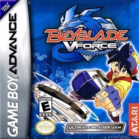 v force boys 1910690384 beyblade v force ultimate blader gameboy advance gba rom download