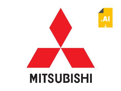format eps et ai mitsubishi vector logo ai eps