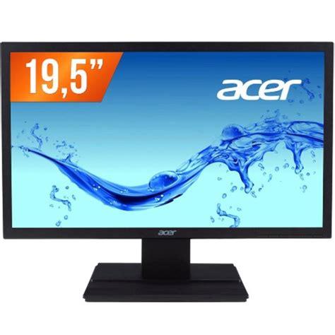 Acer Monitor Led 19 5 by Monitor Led 19 5 V206hql Acer R 416 70 Em Mercado Livre