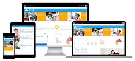Graphics And Design Tony Phillips Sharepoint Responsive Design Templates