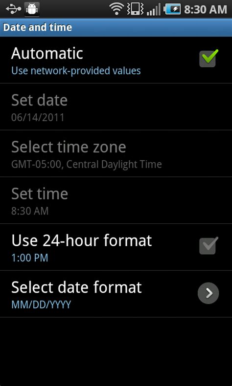 time for android android travel tip automatic time zone switching android central