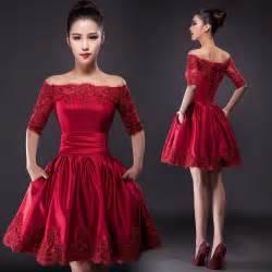 Party Cocktail Dresses - 2016 arabic short party cocktail dresses myriam fares dress ball gown appliques tiers