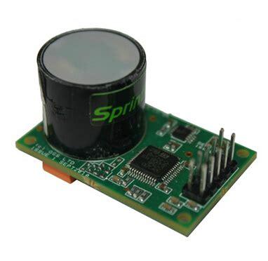 Low Cost Carbon Dioxide Sensor low cost digital ir sensor for carbon dioxide co