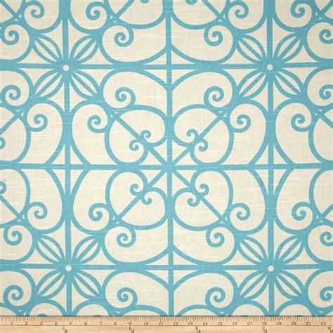 home accent home decor fabric discount designer fabric home accent puerta trellis robin s egg discount designer