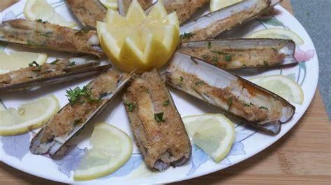 cucinare cannolicchi di mare cannolicchi gratinati cucinare it