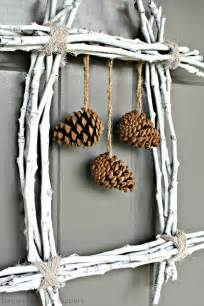 How to make a pinecone holiday wreath apps directories