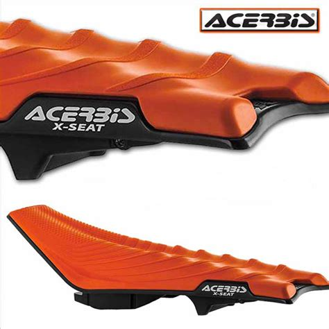 acerbis x seat ktm 2016 acerbis x seat comfort black ktm sx 250 350 450 4t sx