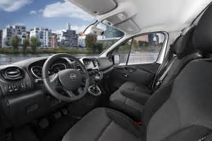 Opel Vivaro Interior 2015 Opel Vivaro Photo Gallery Autoblog