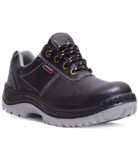 R A Shoes Leather buy hillson panther leather safety shoe at low