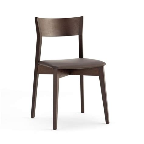 Simple Dining Chairs Wooden Chair For Bars And Restaurants Idfdesign