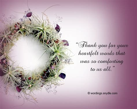 sle thank you notes sle thank you note for flowers for funeral 4k wallpapers