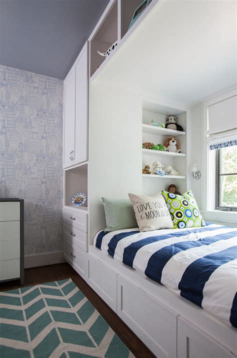 Bed With Built In Wardrobe by Interior Design Ideas Home Bunch