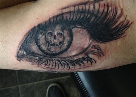 eyeball tattoo aftercare eye jesse vickers