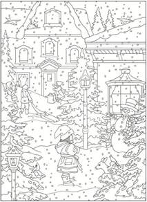 winter coloring pages adults freebie winter coloring pages sting
