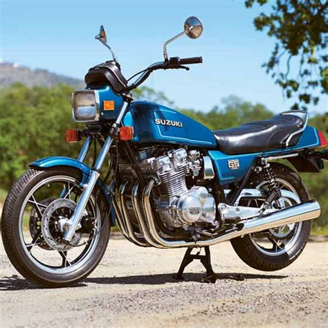 Suzuki Japan Motorcycle Luck Of The Draw 1981 Suzuki Gs1100ex Classic Japanese