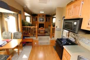 Front Living Room Fifth Wheel Floor Plans » Home Design 2017