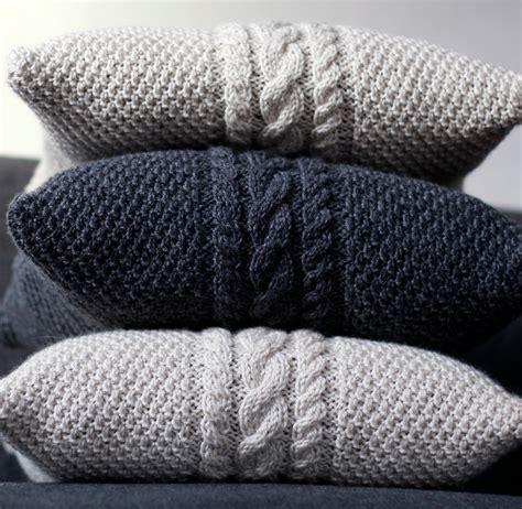 knitted covers knitted pillow covers traditional decorative pillows