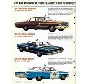 1964 Ford Custom Police Cars  Alden Jewell Flickr