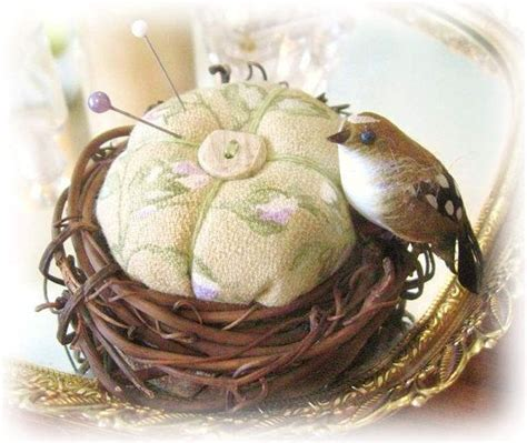 Handmade Pincushions - 17 best images about pincushions sewing kits on