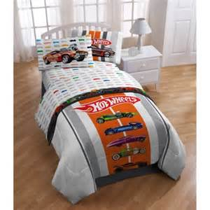 mattel hot wheels sheet set walmart com