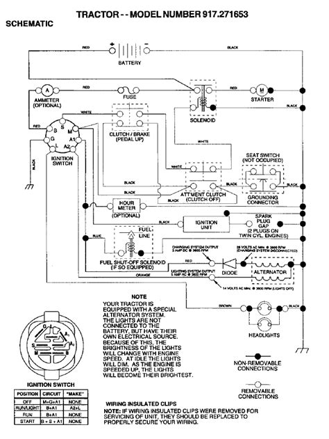 craftsman lt2000 wiring diagram fitfathers me