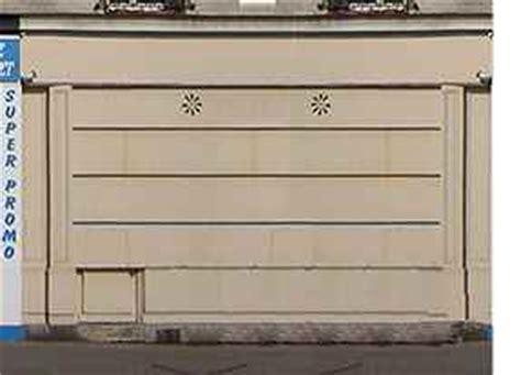 Rideau De Fer Pour Commerce by Clap