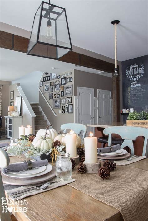 2015 fall home tour part two