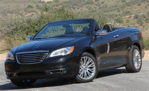Chrysler 200 Hardtop Convertible Reviews Chrysler 200 Convertible Photos And Comments Www