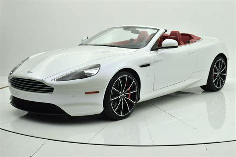 Cost Of Aston Martin Db9 by Used 2016 Aston Martin Db9 Gt Volante For Sale 231 831