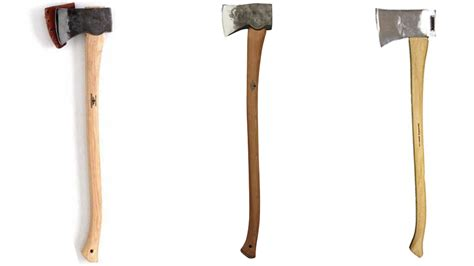 axe types the 5 types of axes everyone should gizmodo australia