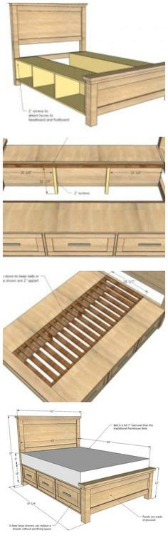 farmhouse bed plans part 2 a lesson learned two tone coffee table farmhouse style x 2x4 industrial
