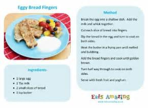 easy recipes for kids eggy bread fingers eats amazing