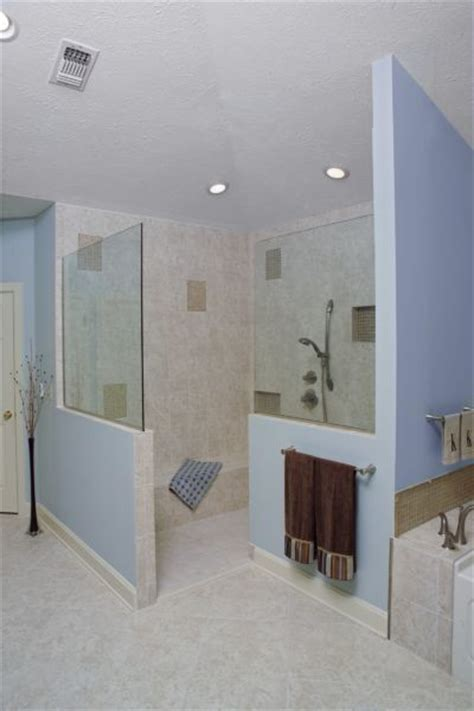 Open Shower Designs Without Doors 17 Best Images About Shower Ideas On Pinterest