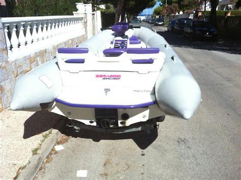 sea doo inflatable boats sea doo bombardier explorer in murcia inflatable boats