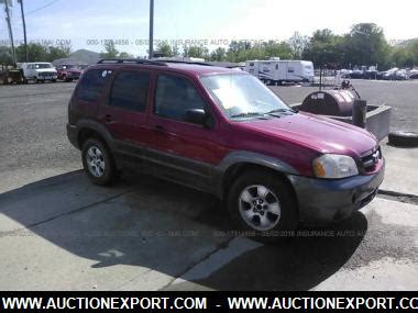 mazda tribute 2016 used 2004 mazda tribute lx wagon 4 door car for sale at