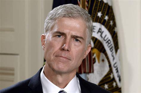 neil gorsuch finances donald trump s supreme court pick neil gorsuch could shape
