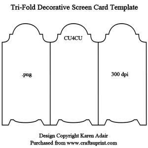 top fold card template 17 best images about templates on flower petal