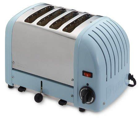 Cheap Dualit Toaster cheap dualit 4 slice toaster glacier blue wide slots toaster