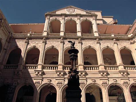 interior palacio de gobierno de chihuahua francisco