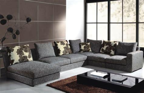 grau braun kombinieren einrichtung inneneinrichtung ideen trendfarbe grau f 252 r das innendesign